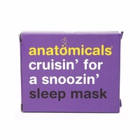 Anatomicals - Silk Sleep Mask- Go to Bed