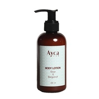 Ayca - Rose & Bergamot Body Lotion