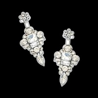 Deepa Gurnani - Jewelled Earrings