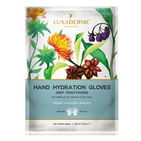 LuxaDerme - LuxaDerme Deep Moisturising Treatment- Hand Hydration Gloves