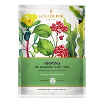 LuxaDerme - Firming Bio Cellulose Face Sheet Mask