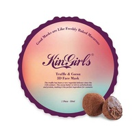 KinGirls - Truffle and Cocoa 3D Face Mask