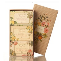 Kama Ayurveda - Natural Soap Gift Box