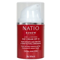 Natio - Renew Line & Wrinkle Gentle Toning Facial Cleanser