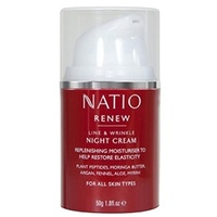 Natio - Renew Line & Wrinkle Roll-On Eye Serum