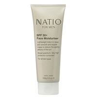Natio - For Men Spice of Life Body Wash