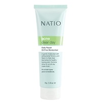 Natio - Acne Clear Day Daily Repair Oil Free Moisturiser