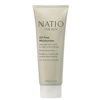 Natio - For Men Purifying Face Scrub