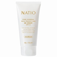 Natio - Pure Mineral Skin Perfecting BB Cream SPF 15 Tan