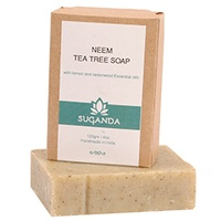 Suganda - Neem Tea Tree Soap
