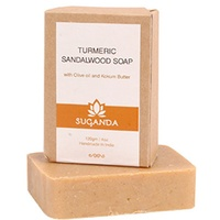 Suganda - Turmeric Sandalwood Soap