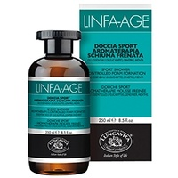 Bottega di LungaVita - Linfa Age Sport Bath & Shower Gel with Eucalyptus, Juniper and Mint Essential Oils