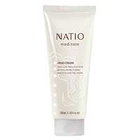 Natio - Meditate Narcissus Attar Shower