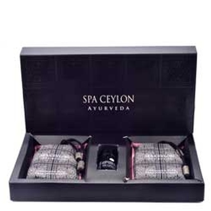 Spa ceylone - Cardamom Rose Aromaveda Sachet Collection