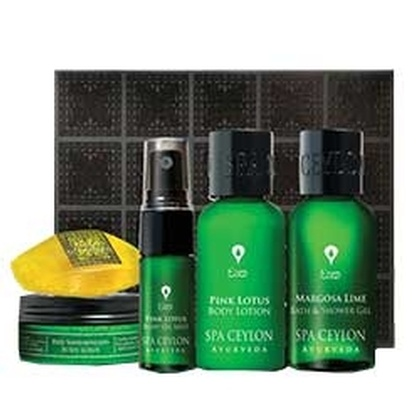 Spa ceylone - Vatha-Bath & Body Care Discovery Set