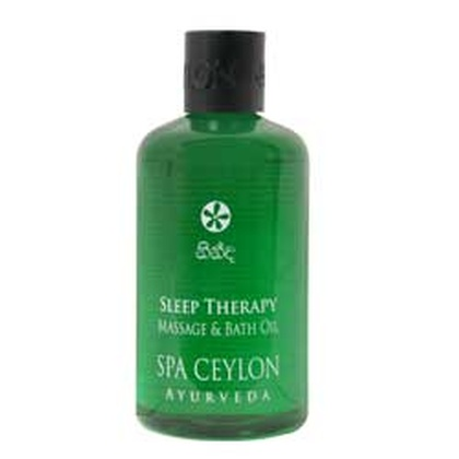Spa ceylone - Sleep Therapy Massage & Bath Oil