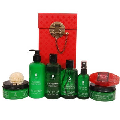 Spa ceylone - Royal Indulgence Gift Box 4