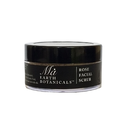 Ma Earth Botanicals - Rose Facial Scrub