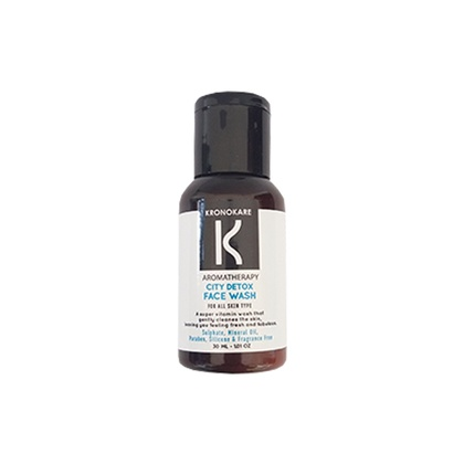 KRONOKARE - City Detox Face Wash
