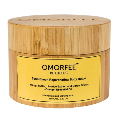 Omorfee - SATIN SHEEN REJUVENATING BODY BUTTER