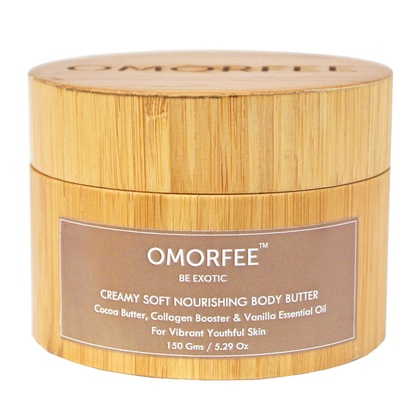 Omorfee - CREAMY SOFT NOURISHING BODY BUTTER