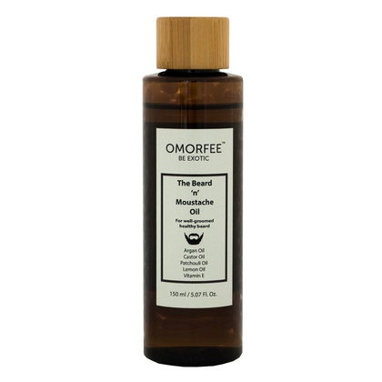 Omorfee - THE BEARD 'n' MOUSTACHE OIL
