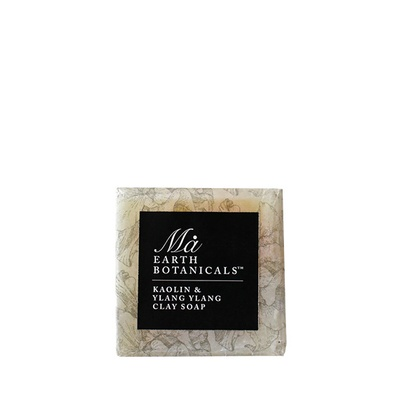 Ma Earth Botanicals - Kaolin and Ylang Ylang Soap