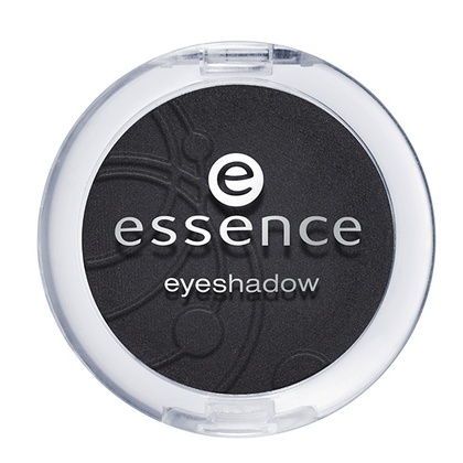 Essence - ess. eyeshadow 53 back to black