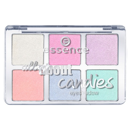 Essence - essence all about candies eyeshadow 02 palette