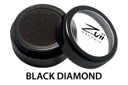Zuii Organics - Flora Eyeshadow -Back Diamond