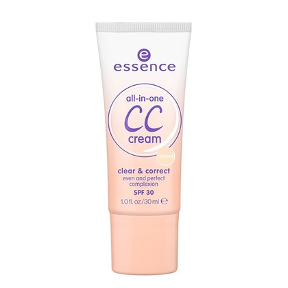 Essence - ess. all-in-one CC cream clear & correct