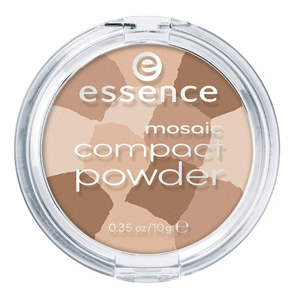 Essence - ess. mosaic compact powder 01