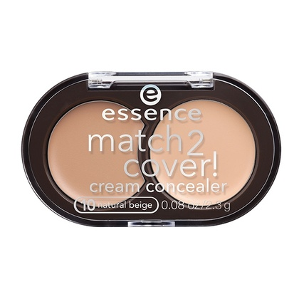 Essence - ess. match2cover cream concealer 10