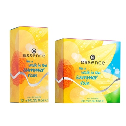 Essence -  Eau de toilette like a walk in the summer rain 50ml