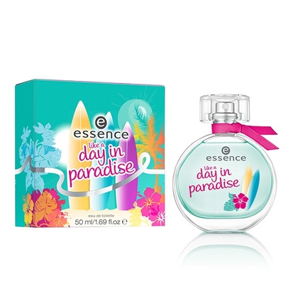 Essence -  Eau de toilette like a day in paradise 50ml