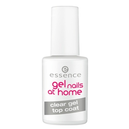 Essence - essence gel nails at home clear gel top coat