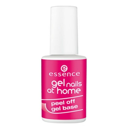 Essence - essence gel nails at home peel off gel base