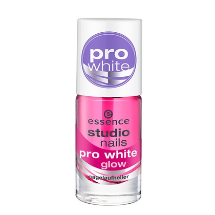 Essence - ess. Studio nails pro white glow