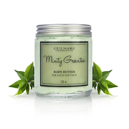 gulnare - Minty Green Tea Body butter