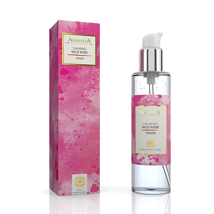 Ananda in the himalayas - Calming Toner - Wild Rose