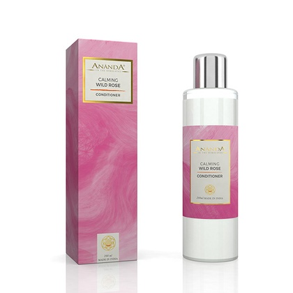 Ananda in the himalayas - Calming Conditioner - Wild Rose