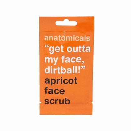 Anatomicals - Apricot Face Scrub
