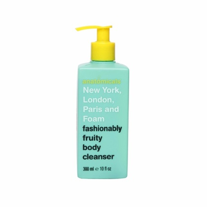 Anatomicals - Fashionably Fruity Body Cleanser