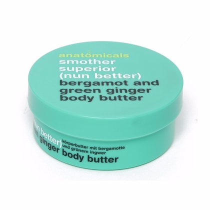Anatomicals - Bergamont and Green Ginger Body Butter