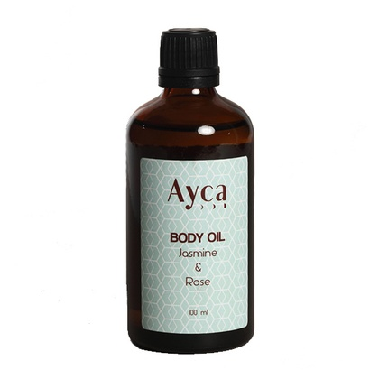 Ayca - Jasmine & Rose Body Oil
