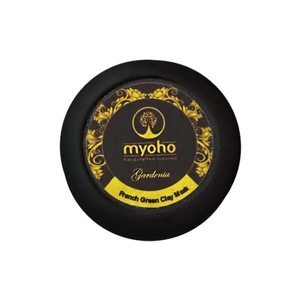 Myoho - French Green Clay Face Mask