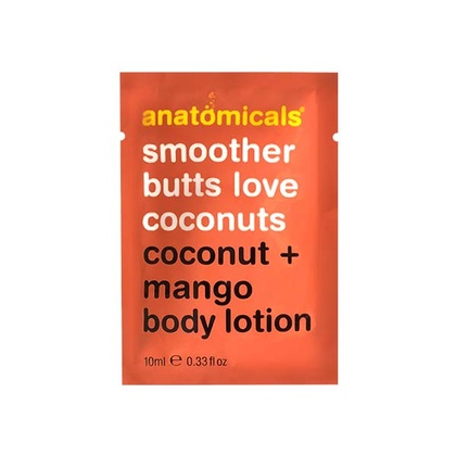 Anatomicals - Coconut And Mango Body Lotion