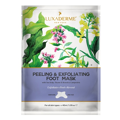 LuxaDerme - LuxaDerme Foot Peeling & Exfoliating Mask