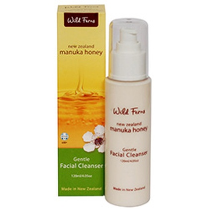 Wild Ferns - Manuka Honey ? Gentle Facial Cleanser