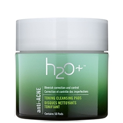 H2O Plus - Anti-Acne Toning Cleansing Pads